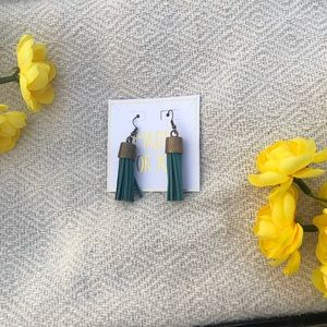 Handcrafted earrings. Nickel free. 5 for $30.